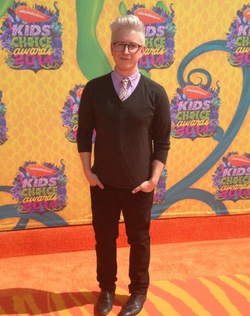 ... Carpet At The Kids Choice Awards! (@TylerOakley)   Celebrityhautespot